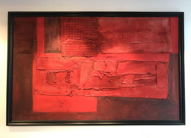 Odd Tandberg - Rødt